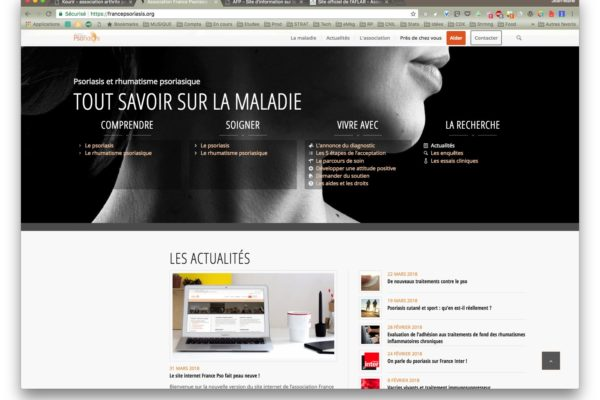 Site France Psoriasis